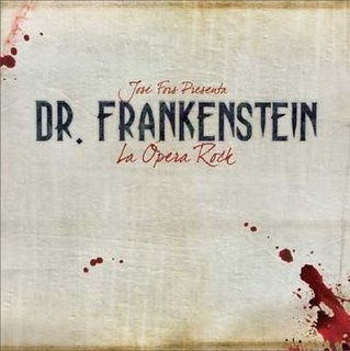 José Fors. Dr. Frankenstein :: La Ópera Rock. CD Doble