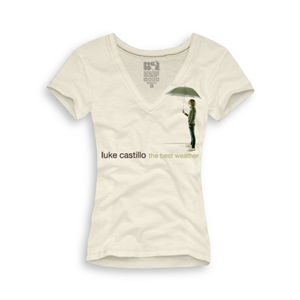 Playera Luke Castillo Mujer Best Weather