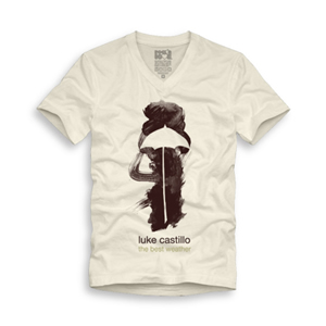 Playera Luke Castillo Hombre Old Fashion