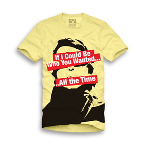 Playera Rock'n'love Hombre Who you wanted