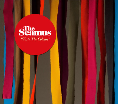 CD The Seamus Taste The Colors.